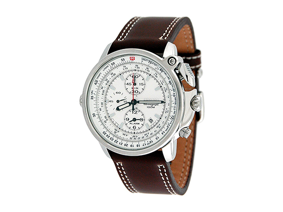 SEIKO アラーム付パイロット時計
